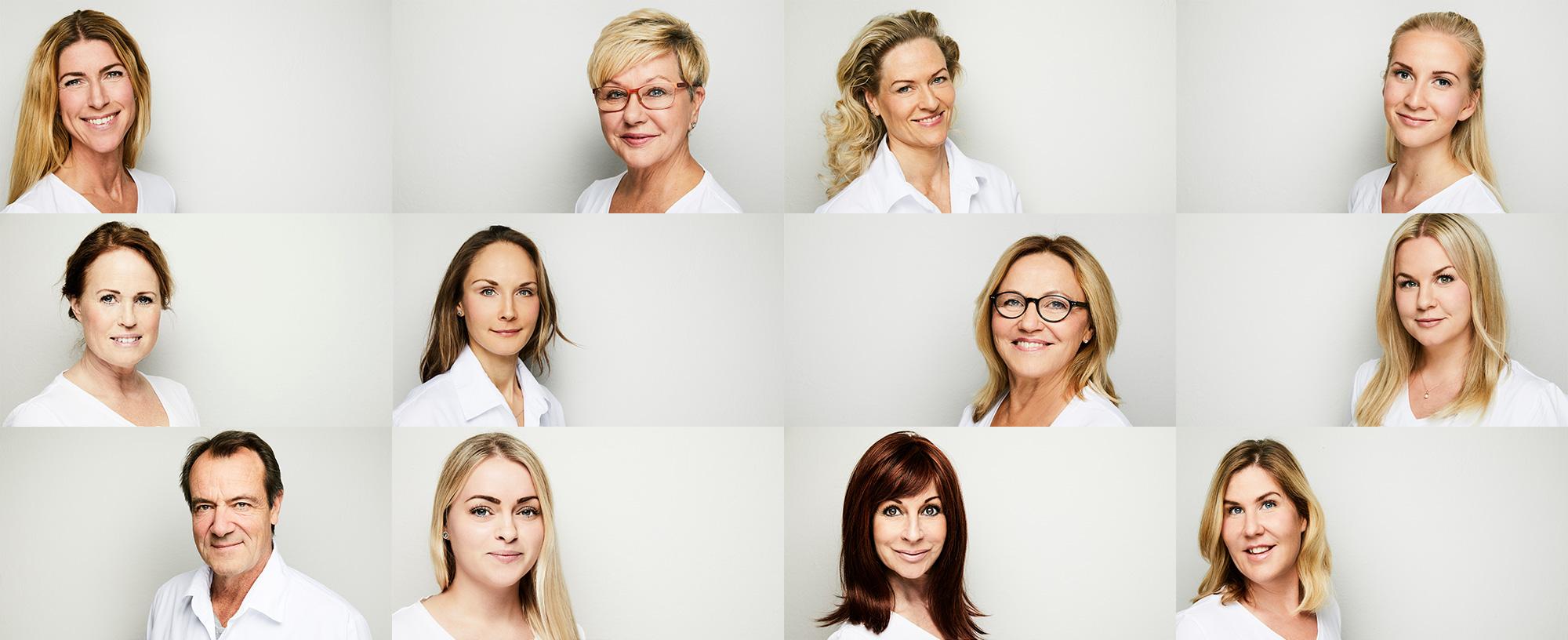 Eriksbergskliniken personal