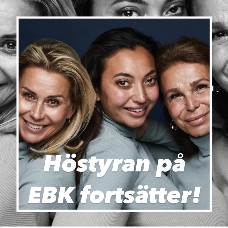 HÖSTYRAN PÅ EBK FORTSÄTTER!